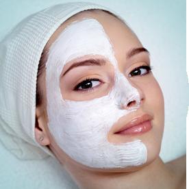 Exfoliación química para el rostro